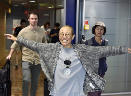 After Liu Xia's Freedom, it is Time to Redouble the Call for Others' Freedom in China
