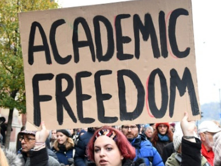 Joint Letter Concerning Academic Freedom in Hungary