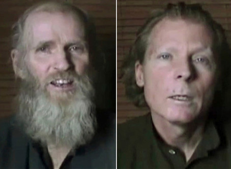 Western Professors Freed in Prisoner Swap with Taliban
