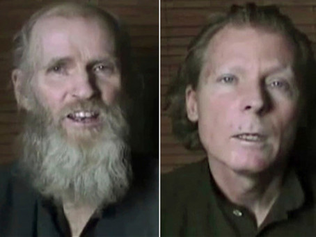 Western Professors Freed in Prisoner Swap with Taliban