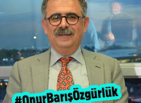Petition for the Release of Professor Onur Hamzaoglu