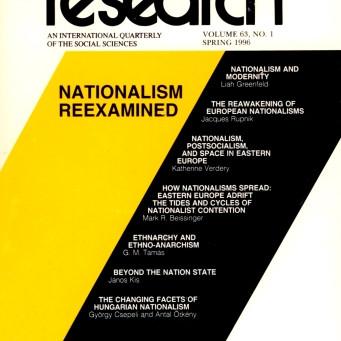 NATIONALISM REEXAMINED / Vol. 63, No. 1 (Spring 1996)