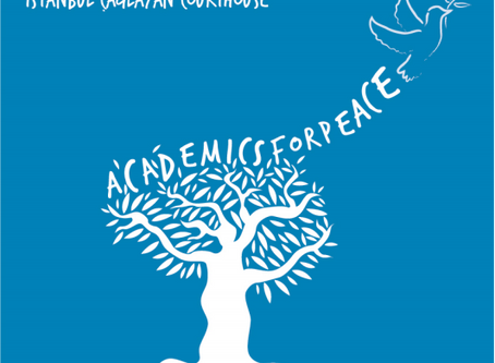 ESW Stands With Academics for Peace in Turkey—Urgent Call for Solidarity