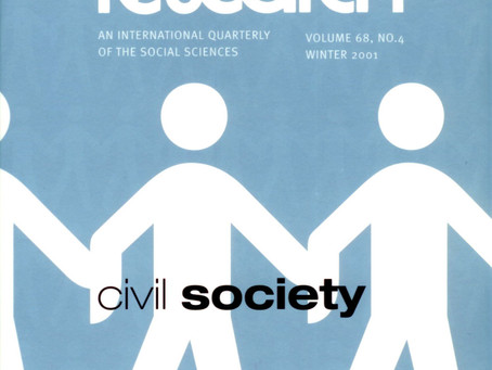 CIVIL SOCIETY REVISITED / Vol. 68, No. 4 (Winter 2001)
