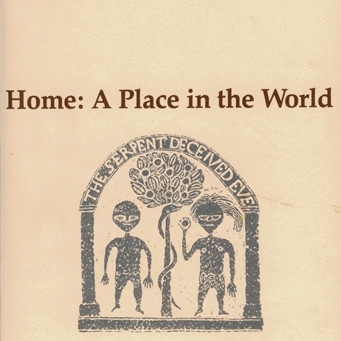 HOME: A Place in the World / Vol. 58, No. 1 (Spring 1991)