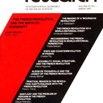 THE FRENCH REVOLUTION AND THE BIRTH OF MODERNITY / Vol. 56, No. 1 (Spring 1989)