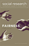 August 2018: Fairness and Norms