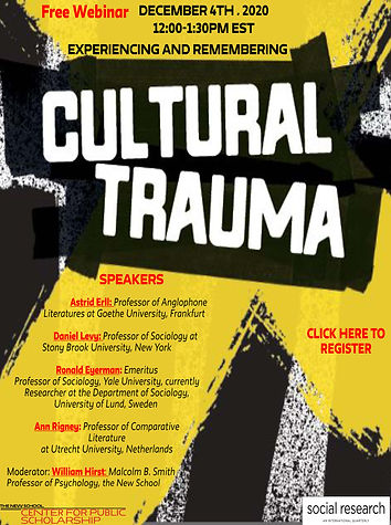 Cultural Trauma Promotional Flyer_Revise