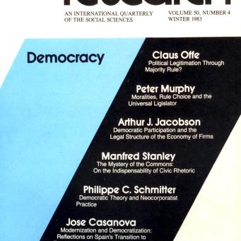 DEMOCRACY / Vol. 50, No. 4 (Winter 1983)