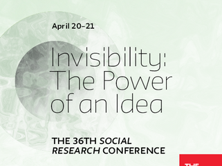 Invisibility: The Power of an Idea