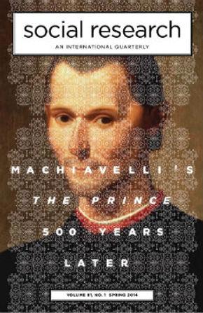 machiavellian principles pdf