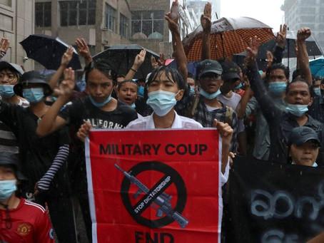 Myanmar Junta 'Suspends Thousands of Academics'