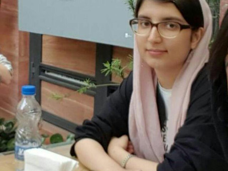 Tehran University Student Activist Sentenced to Seven Years