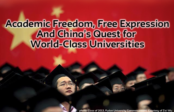 Image result for Academic Freedom in China