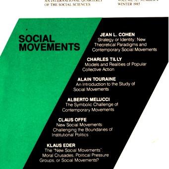 SOCIAL MOVEMENTS / Vol. 52, No. 4 (Winter 1985)