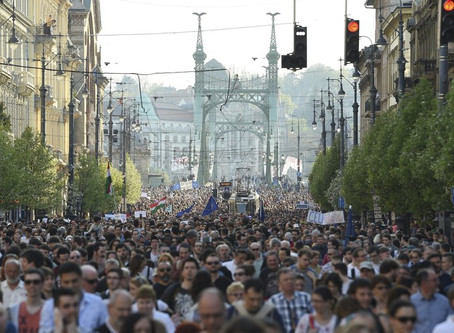 """CEU """"forced out"""" of Hungary—University Determined to Uphold Academic Freedom"""