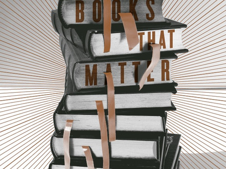 BOOKS THAT MATTER / Vol. 85, No. 3 (Fall 2018)