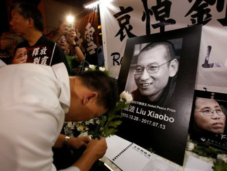 Liu Xiaobo's Friends Renew Calls for Greater Democracy in China in Wake of Nobel Peace Prize