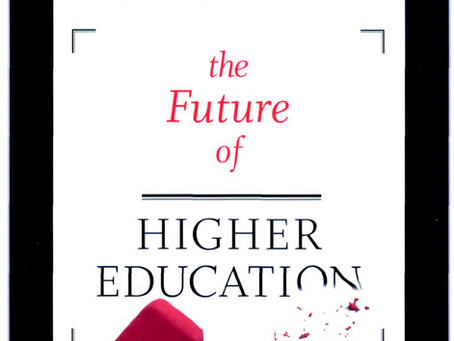 THE FUTURE OF HIGHER EDUCATION / Vol. 79, No. 3 (Fall 2012)