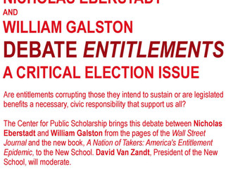 Entitlements: A Critical Election Issue
