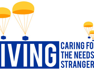 Giving: Caring for the Needs of Strangers