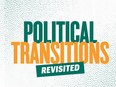 POLITICAL TRANSITIONS REVISITED / Vol. 86, No. 1 (Spring 2019)