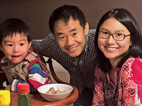 Wife of Princeton Graduate Student Imprisoned in Iran Pleads for Help
