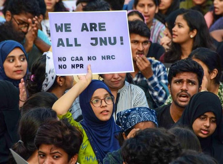 Join Us in Protesting Right-Wing Attacks on Jawaharlal Nehru University