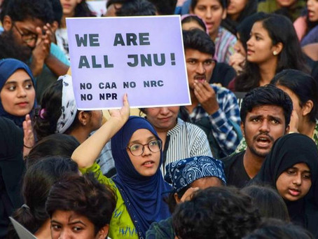 Protests Bring Fear to India's Campuses