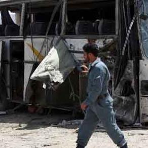 Gunmen Ambush University Bus in Afghanistan Killing at Least Two, Injuring Six