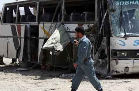 Gunmen Ambush University Bus in Afghanistan Killing at Least Two, Injuring Six