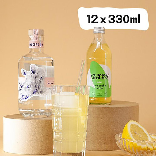 Kombucha-Set für leckeren Gin Kombucha Mule