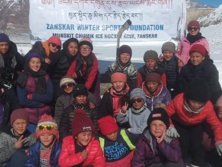 Zanskar Winter Sports Foundation