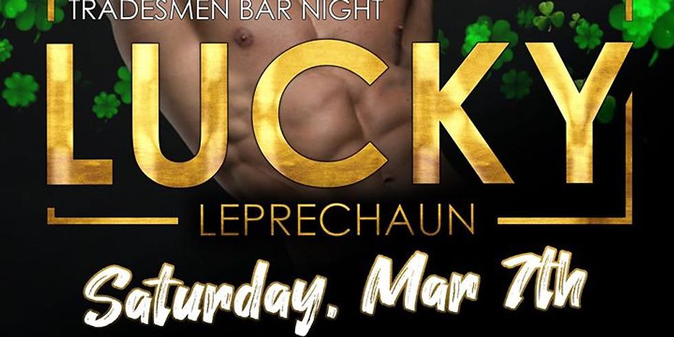 Tradesmen Bar Night - Lucky Leprechaun