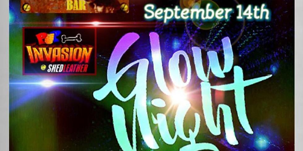 Pup Invasion's Fire-WERK Glow Party