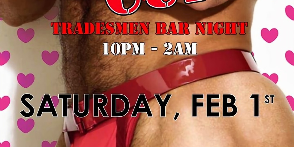 KINKY CUPID-February Bar Night