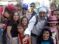 המשפחה של יאיר קורנפלד