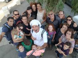 המשפחה של תומר נגבי