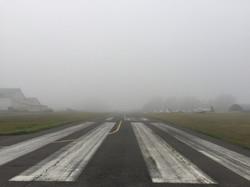 Runway 18 at Freeway