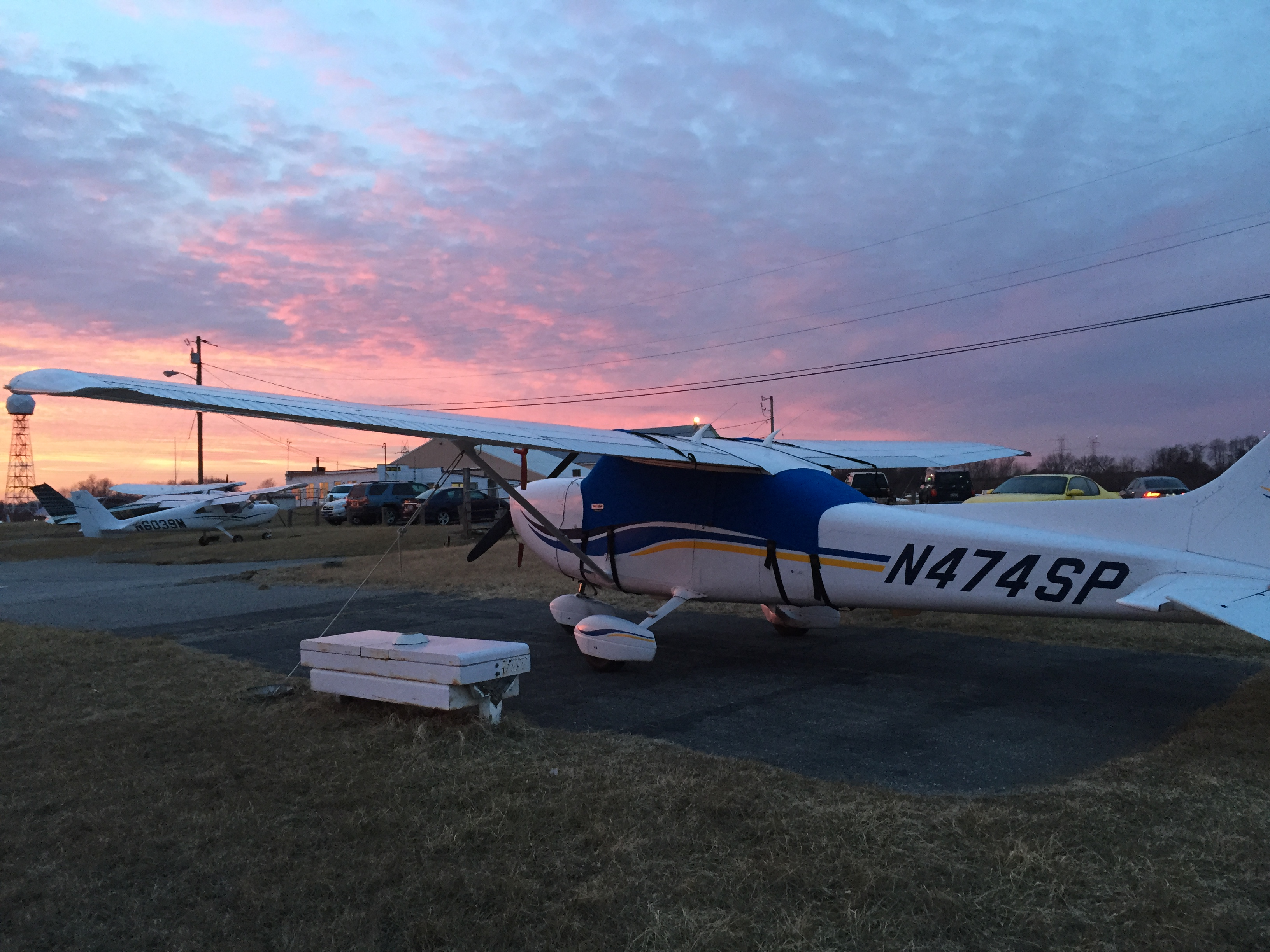 Goddard Flying Club