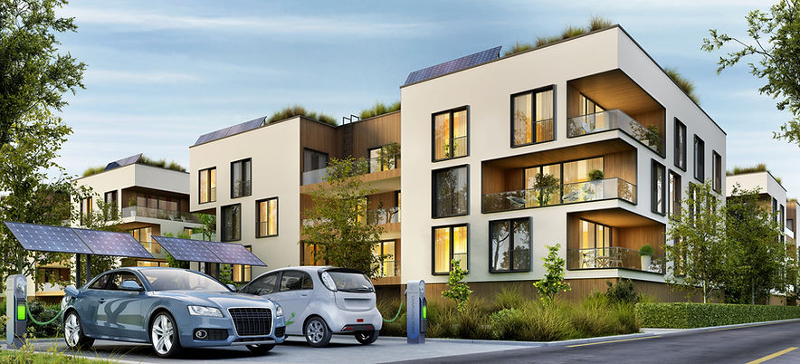 BMS Environmental - EV Charging - Home Living - Apartments
