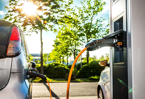 BMS Environmental - EV Charging - Chargepoint