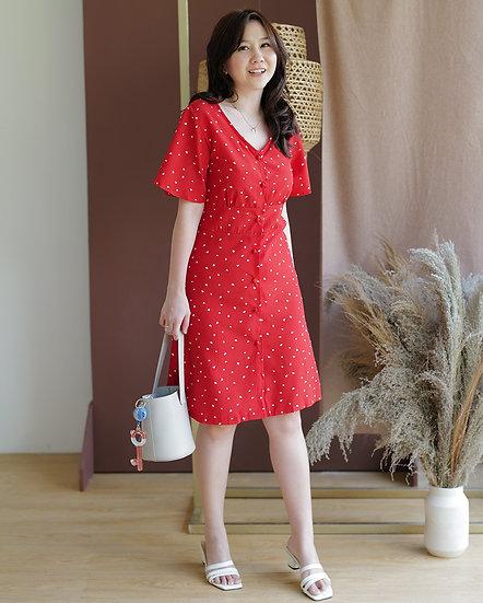 Love Petal Dress