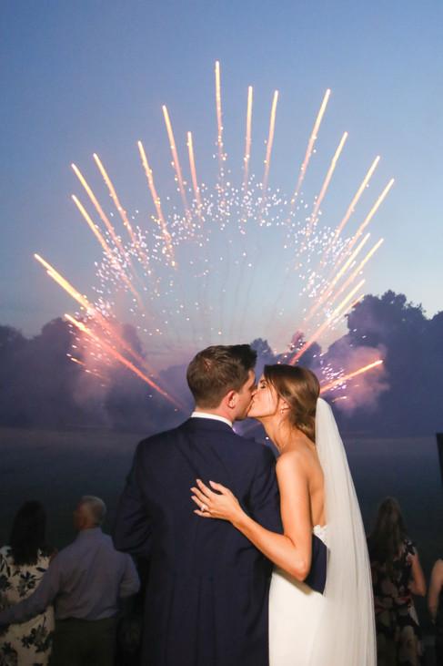 Fireworks at Cannizaro House Wimbledon