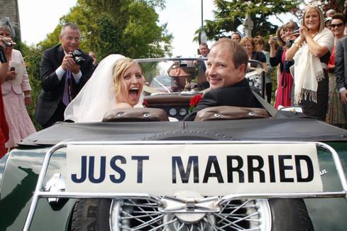 Beautiful and creative wedding photography