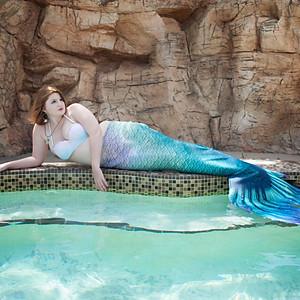 Mermaid Moment