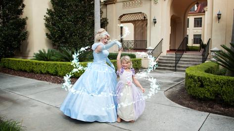 Princess Meet and Greet at the Thomas Center