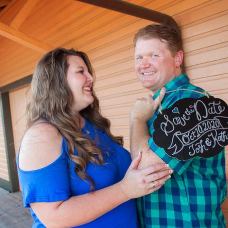 Engagement at Depot Park