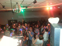 Fantastic Featherstone WMC Crowd