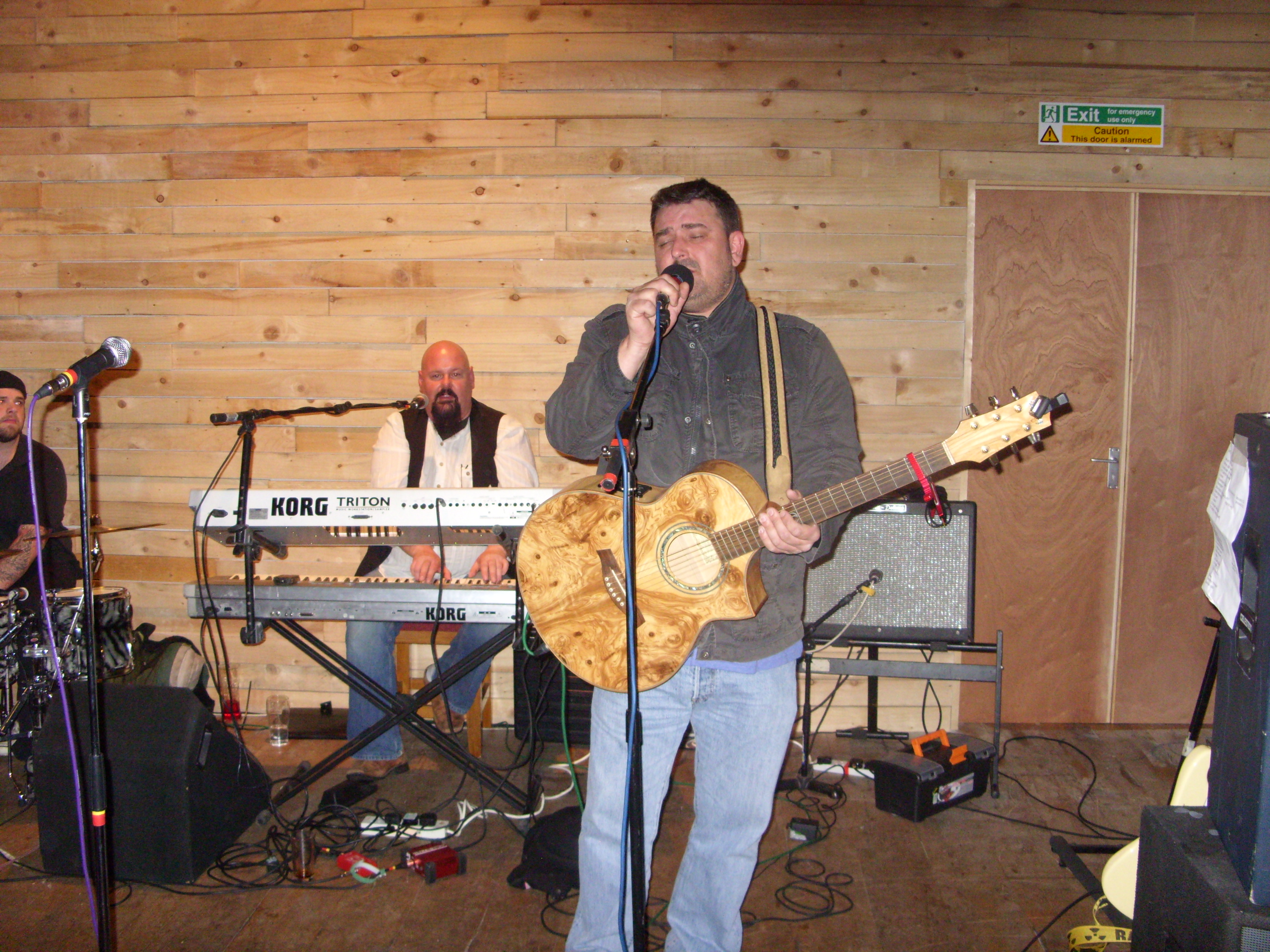 Russ & Tim Darmon's Bar